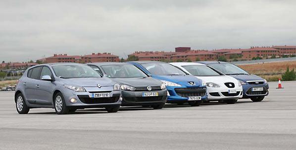 Las ventas de coches vuelven a caer en enero