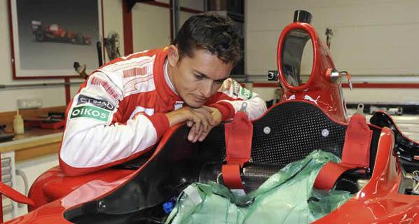 Fisichella correrá en las Le Mans Series