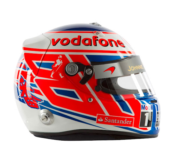 Fórmula Uno: McLaren presenta el MP4-27