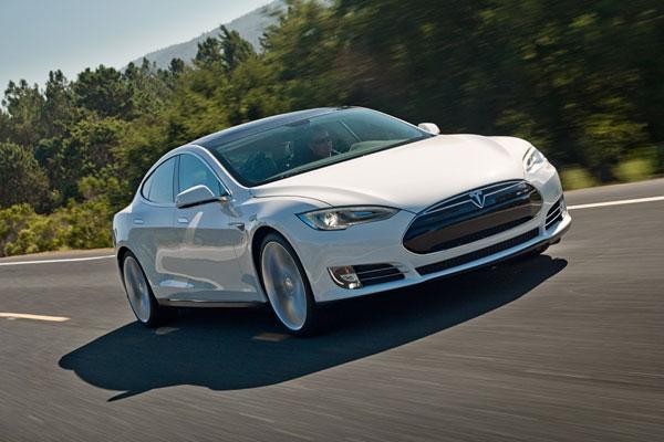Tesla Model S, la berlina electrica