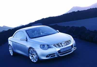 Ginebra 2004: Volkswagen