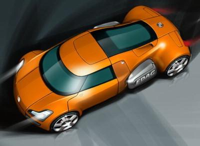Edag Car Gen-X