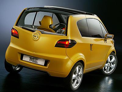 Opel Ginebra 2004