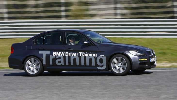 Escuekla BMW