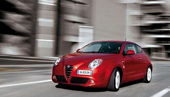 El Alfa Romeo MiTo estrena motores
