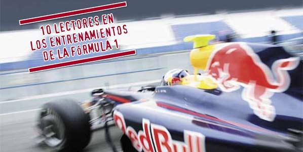 Vive la Fórmula 1 en directo