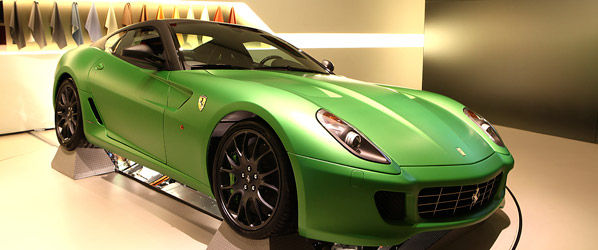 Ferrari Vettura Laboratorio