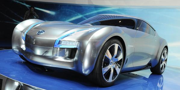 Nissan Esflow, el deportivo eléctrico
