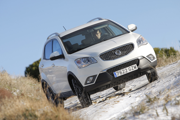 SsangYong Korando D20T Limited 2WD