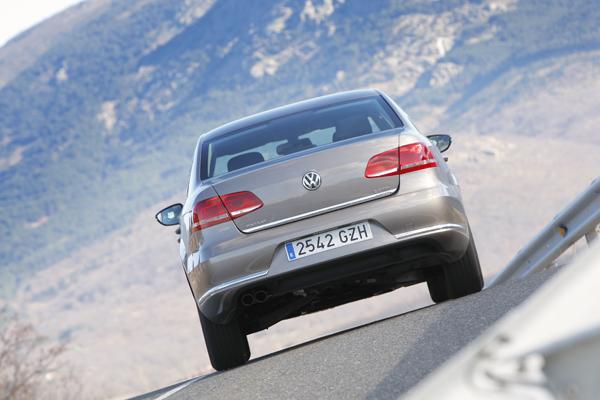 Volkswagen Passat 2.0 TDI (140 CV)