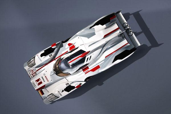 Audi R18 e-tron quattro, a por la victoria en Le Mans