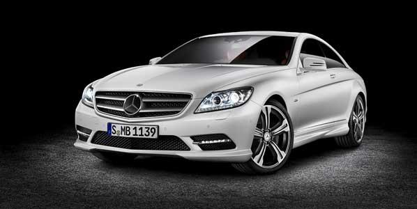 Mercedes CL Grand Edition, lujo máximo