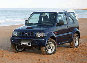 suzuki jimny diesel noticias. Black Bedroom Furniture Sets. Home Design Ideas