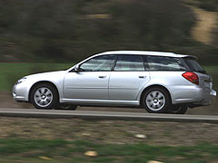 Subaru Legacy Station Wagon 2.0 AWD