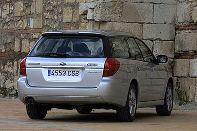 Subaru Legacy SW
