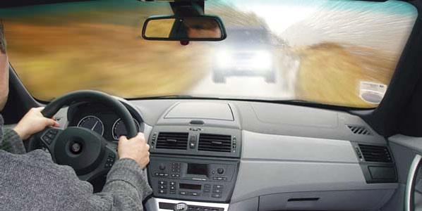 El estrés duplica la posibilidad de accidente
