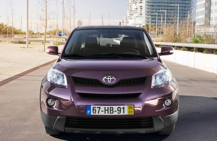 Toyota Urban Cruiser, al detalle