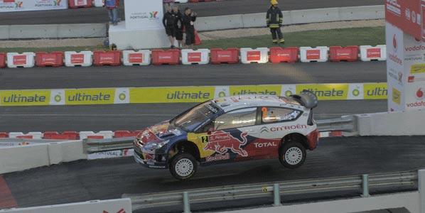 WRC: a Sordo le faltó una décima en el Algarve