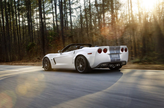 Chevrolet Corvette 427 Convertible Collector Edition