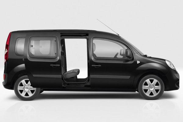 Renault Grand Kangoo, nuevo siete plazas francés