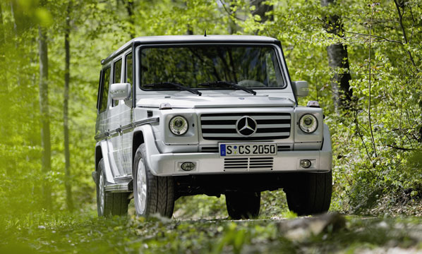 El Mercedes-Benz Clase G se renueva