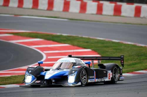 Peugeot domina los tests de las 24 Horas de Le Mans