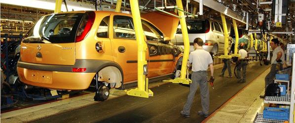 Magna despedirá a 1.600 trabajadores en Figueruelas, según UGT