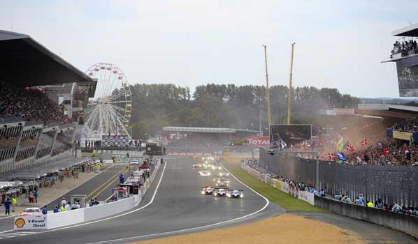 Las 24 Horas de Le Mans 2009