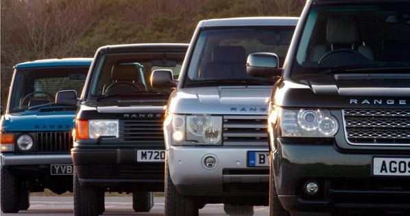 El Range Rover cumple 40 años
