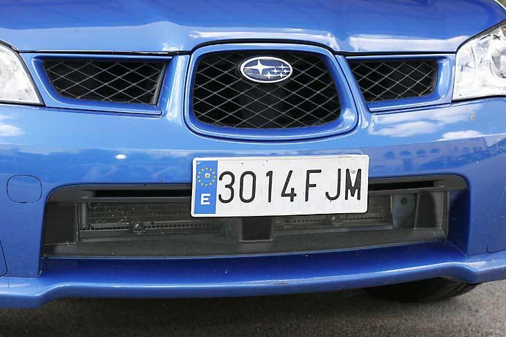 El Subaru Impreza 1.5 aporta 105 CV de potencia a la conducción