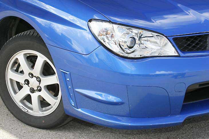 El Subaru Impreza muestra un buen acabado, aunque sus prestaciones no son óptimas