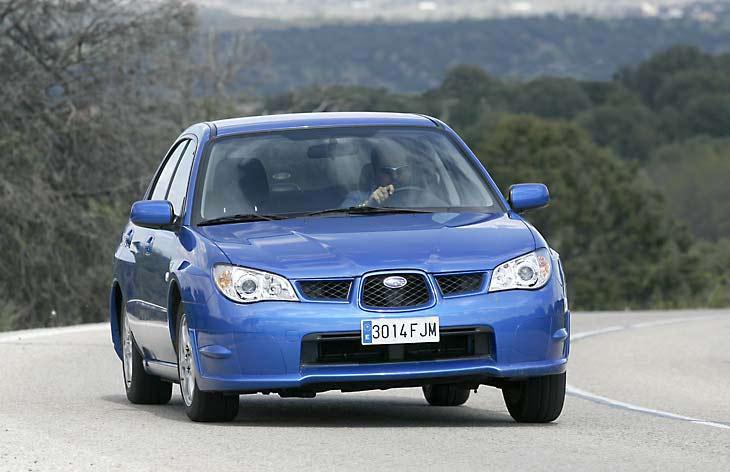 En conducción muy exigente o en uso exclusivamente urbano, el Impreza alcanza cifras un tanto elevadas