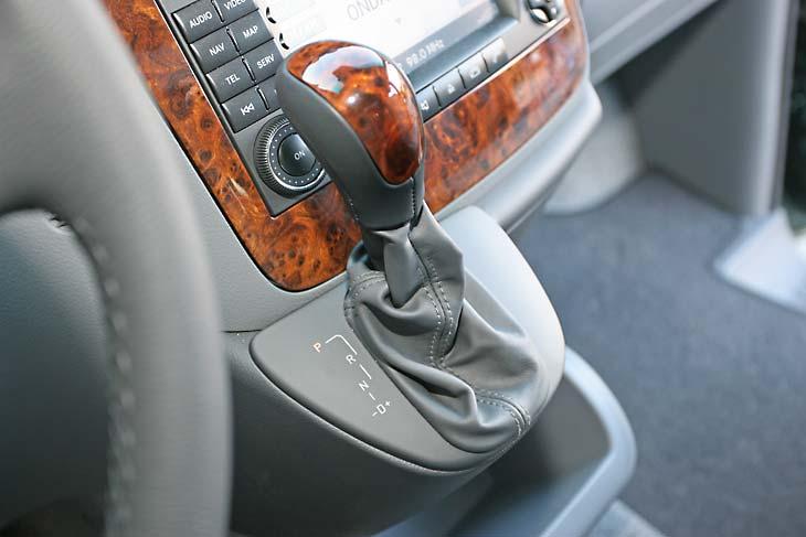 Mercedes Viano 2.2 CDI 4 Matic detalles