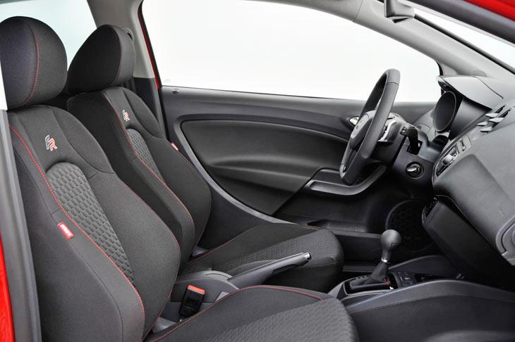 Seat Ibiza FR y Bocanegra