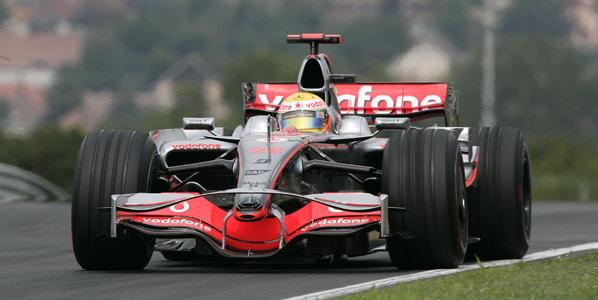 GP de Hungría de F1: calificación