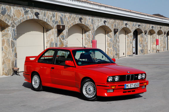 25 Aniversario BMW M3