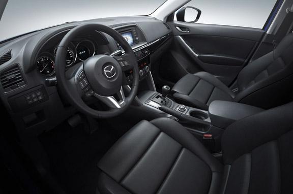 Nuevos Mazda CX-5 y Mazda3 en Frankfurt 2011