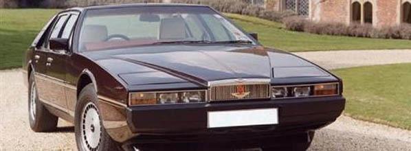 Aston Martin relanza Lagonda