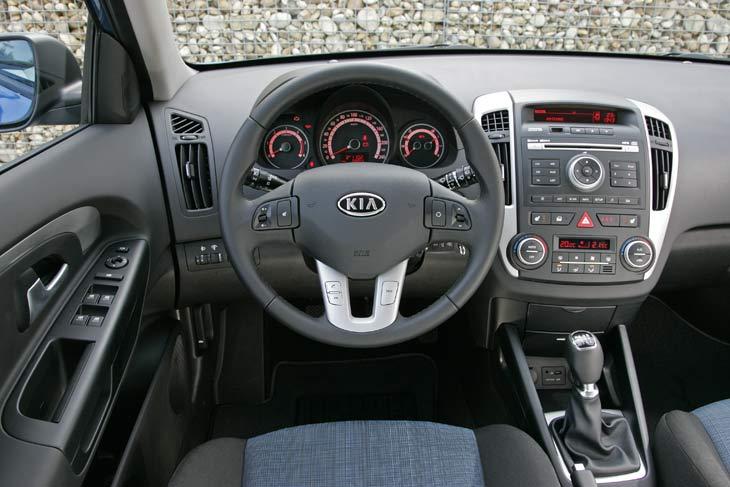 Nuevo Kia Ceed: detalles