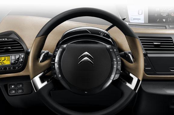 Nuevos Citroën C4 Picasso y Grand C4 Picasso.