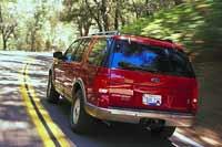 Ford presenta el Explorer 2002