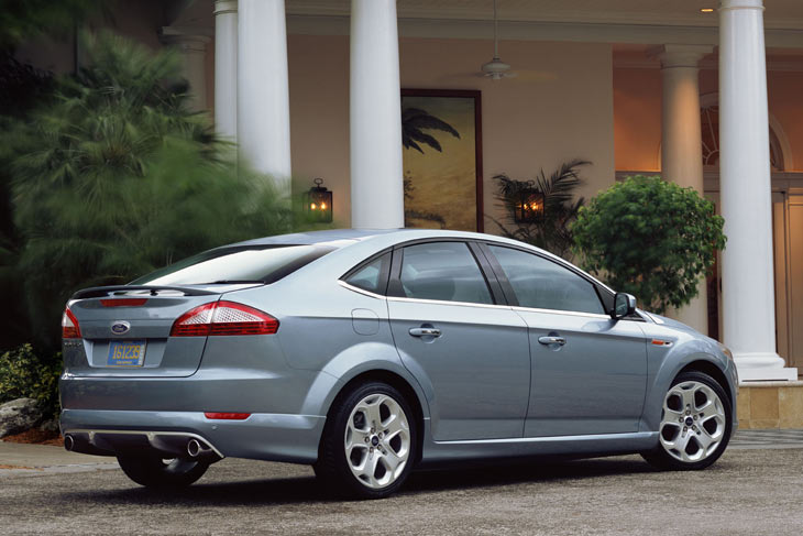 Ford Mondeo 07