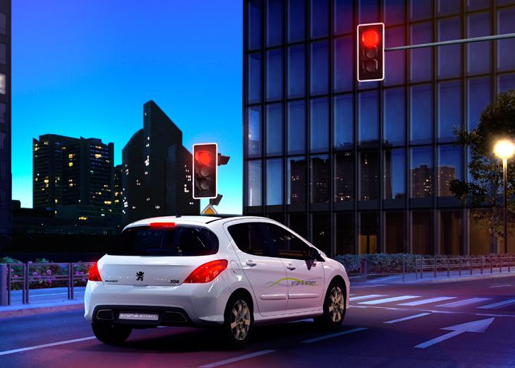 Los híbridos y eléctricos de Peugeot.