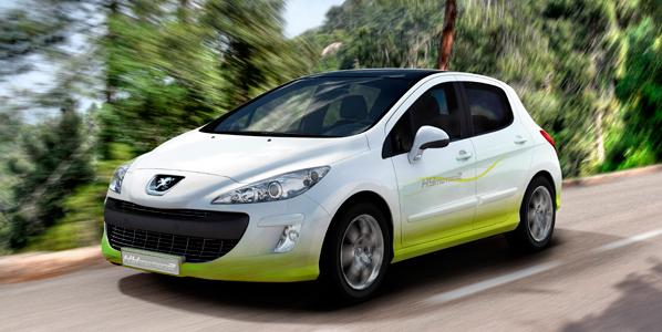 HYmotion, los híbridos de Peugeot