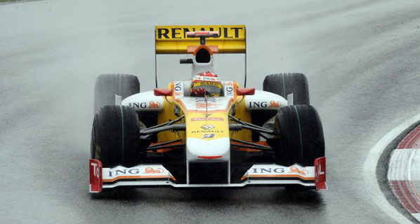 F1: Entrenamientos libres del GP de Japón