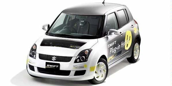 Suzuki llama a revision el Swift en Europa