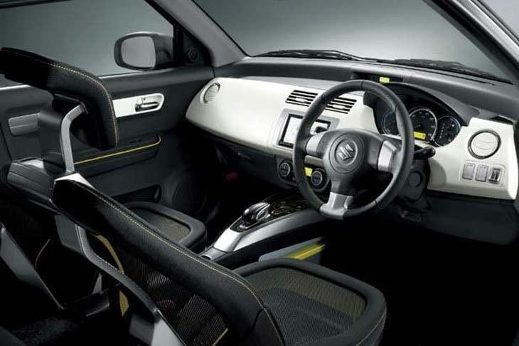 Suzuki Swift Hybrid Plug-in