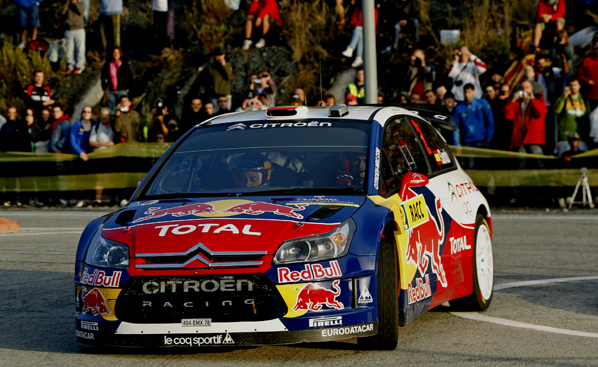 WRC: Sordo ilusiona y domina