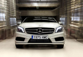 Mercedes A 180 CDi, el Mercedes más barato