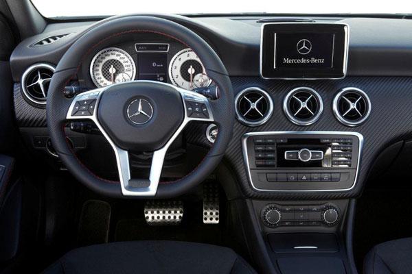 Mercedes Clase A el contacto